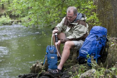 water filter for backpacking